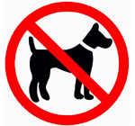 zakaz-wprowadzania-psow