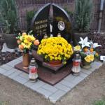 Cmentarz w Bytomiu 0858